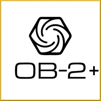 OB-2+ Shafts 11.75mm Tip with a Wooden Ferrule and a Conical Taper