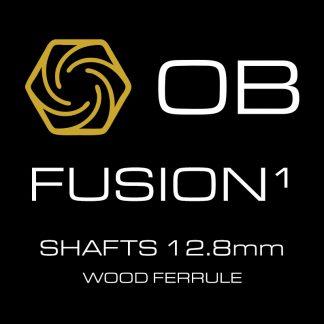 OB Fusion-1 Shafts Wood Ferrule 12.8mm